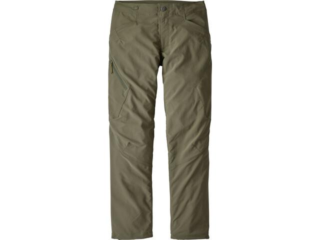 Patagonia RPS Rock Pantalones Hombre, industrial green